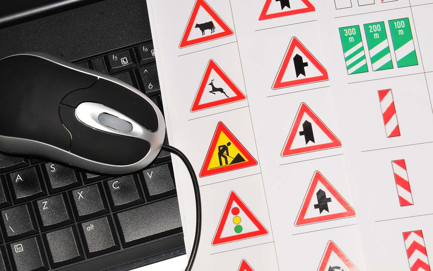 Theory test for Drivers