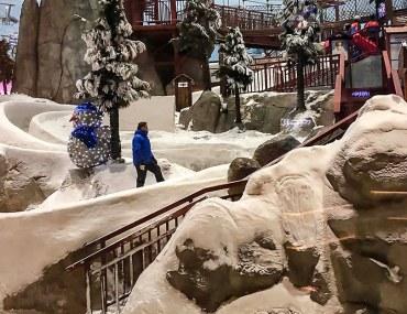 Ski Dubai - Things to do at Mall of the Emirates
