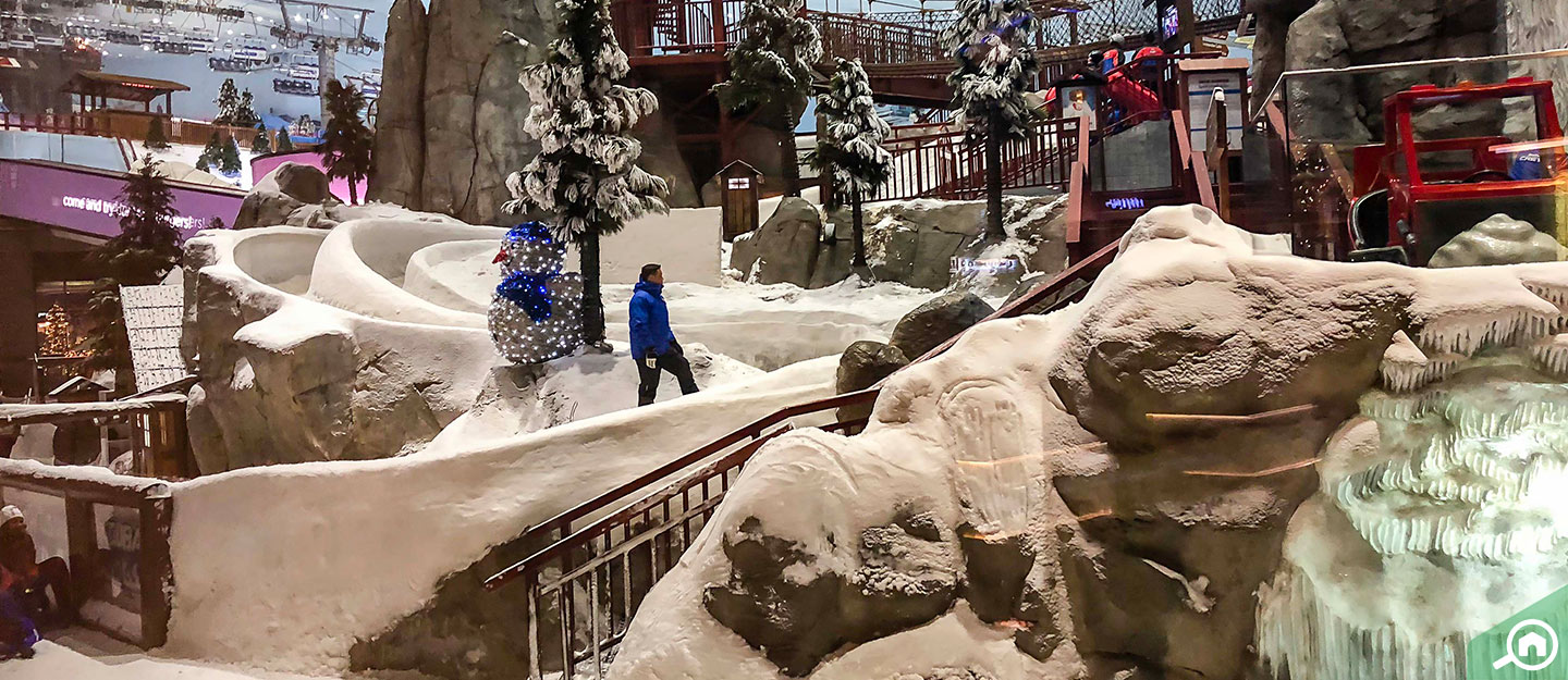 Ski Dubai - Things to do at Mall of the Emirates