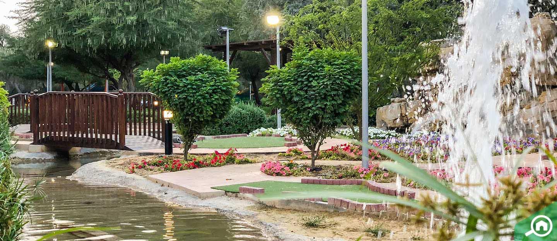 парк мушриф дубай