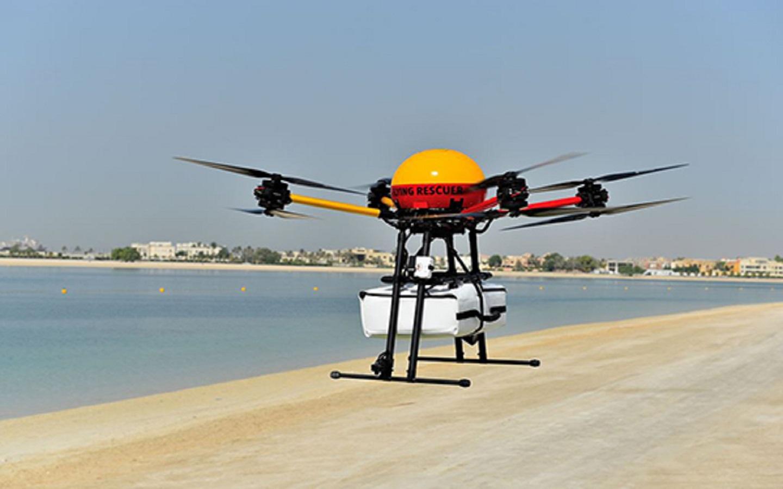 Drone rescuer