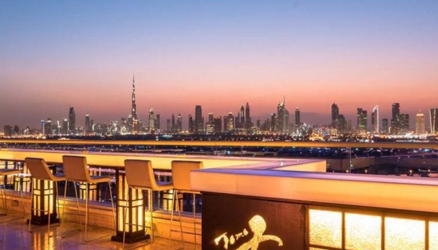 8 Best Rooftop Restaurants in Dubai With Stunning Views!