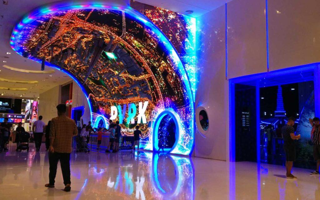 VP Park, Dubai is located in The Dubai Mall