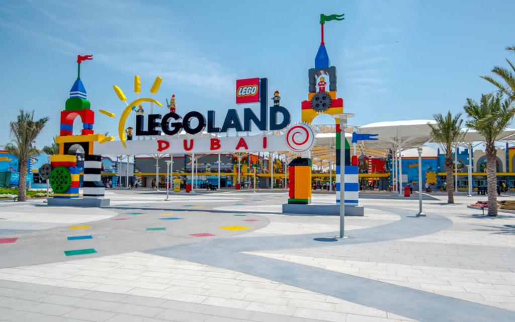 Tourists and locals love to visit Legoland, Dubai