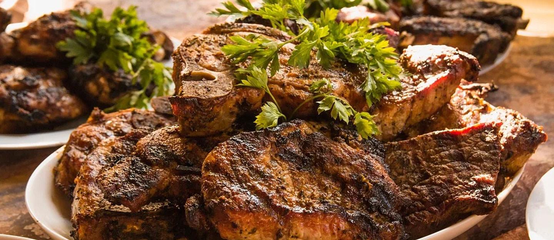 steakhouses in Dubai