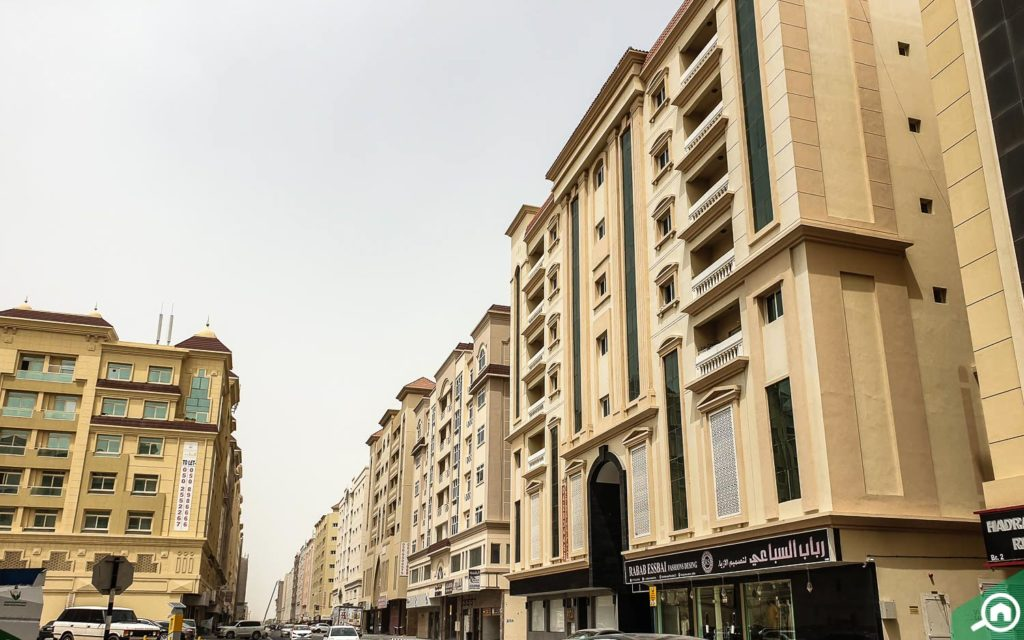 Muwaileh offers affordable properties in Sharjah
