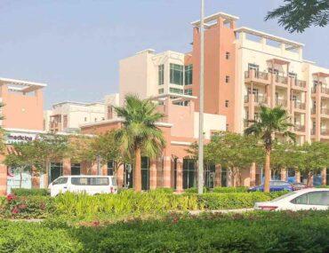 View of apartments in Al Ghadeer