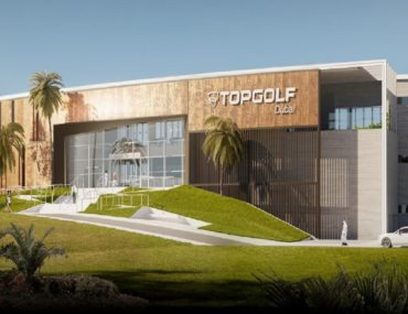 Topgolf Dubai venue