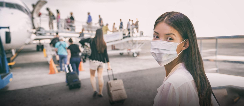 coronavirus travel restrictions in UAE