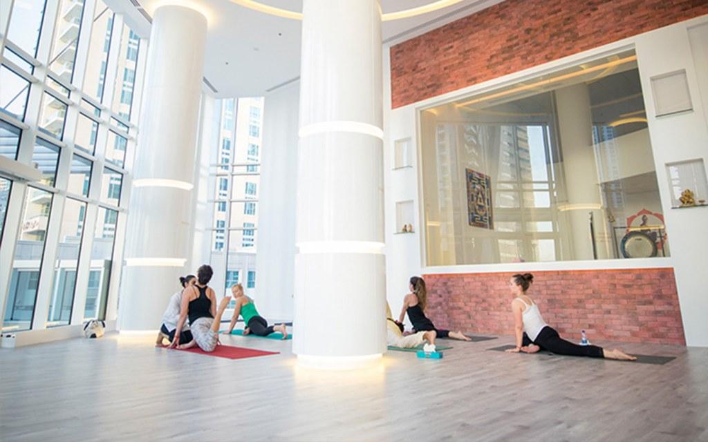 Trident Wellness Center in Dubai Marina