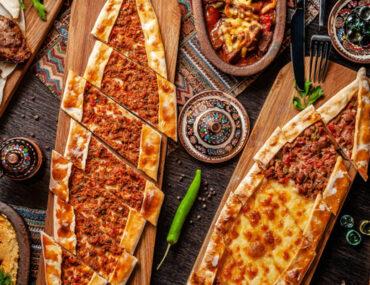 طعام تركي