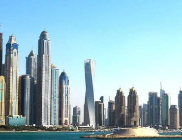 Buildings in the UAE