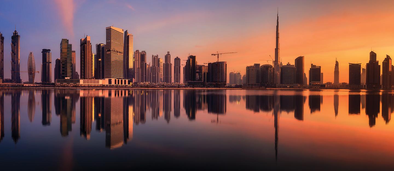 الأبراج الشاهقة في الإمارات