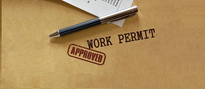 UAE work permit fees