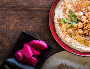 hummus for suhoor