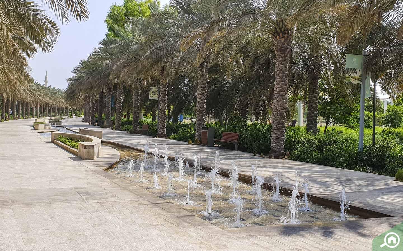 Umm Al Emarat - Abu Dhabi Park
