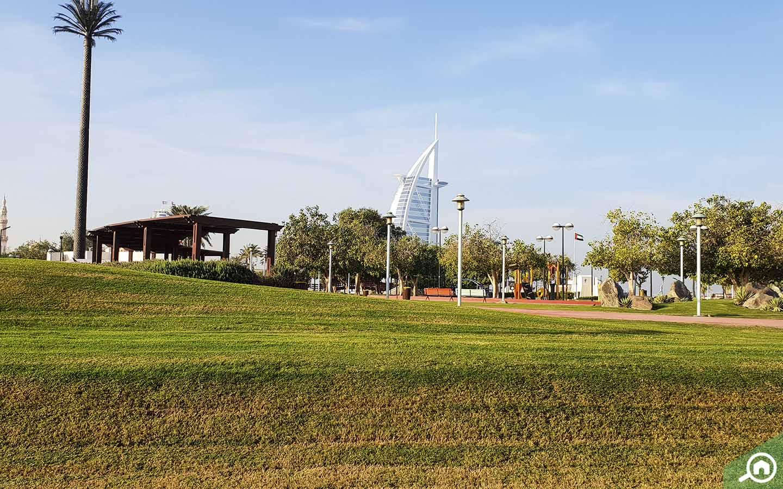 Umm Suqeim Park - Parks in Dubai