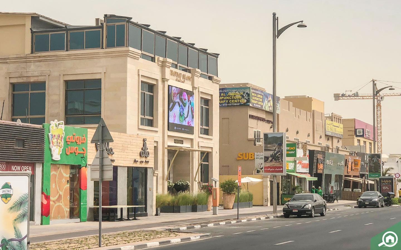 Umm Suqeim Area - Near Villa Compounds in Dubai