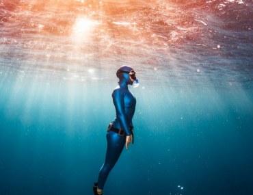 الرياضات المائية في دبي