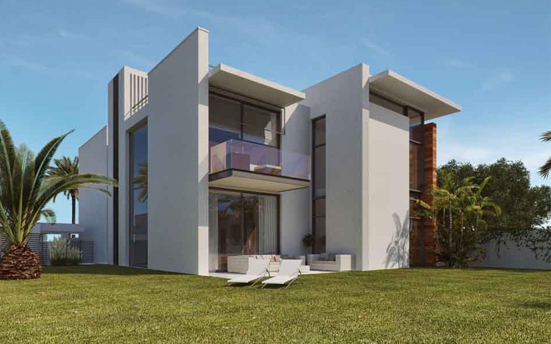 Villas in West Yas