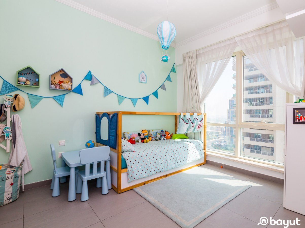 The Kid's Room at Al Majara Tower