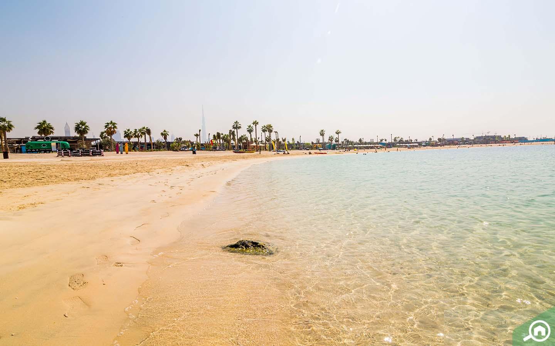 La Mer dubai seashore