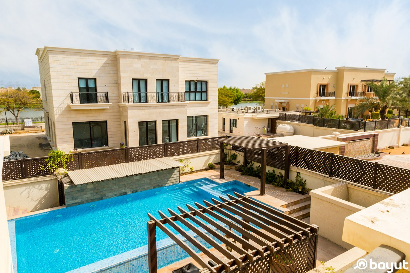 House of the Week with Bayut: 6-Bedroom Villa in Emirates Hills, View of the Pool