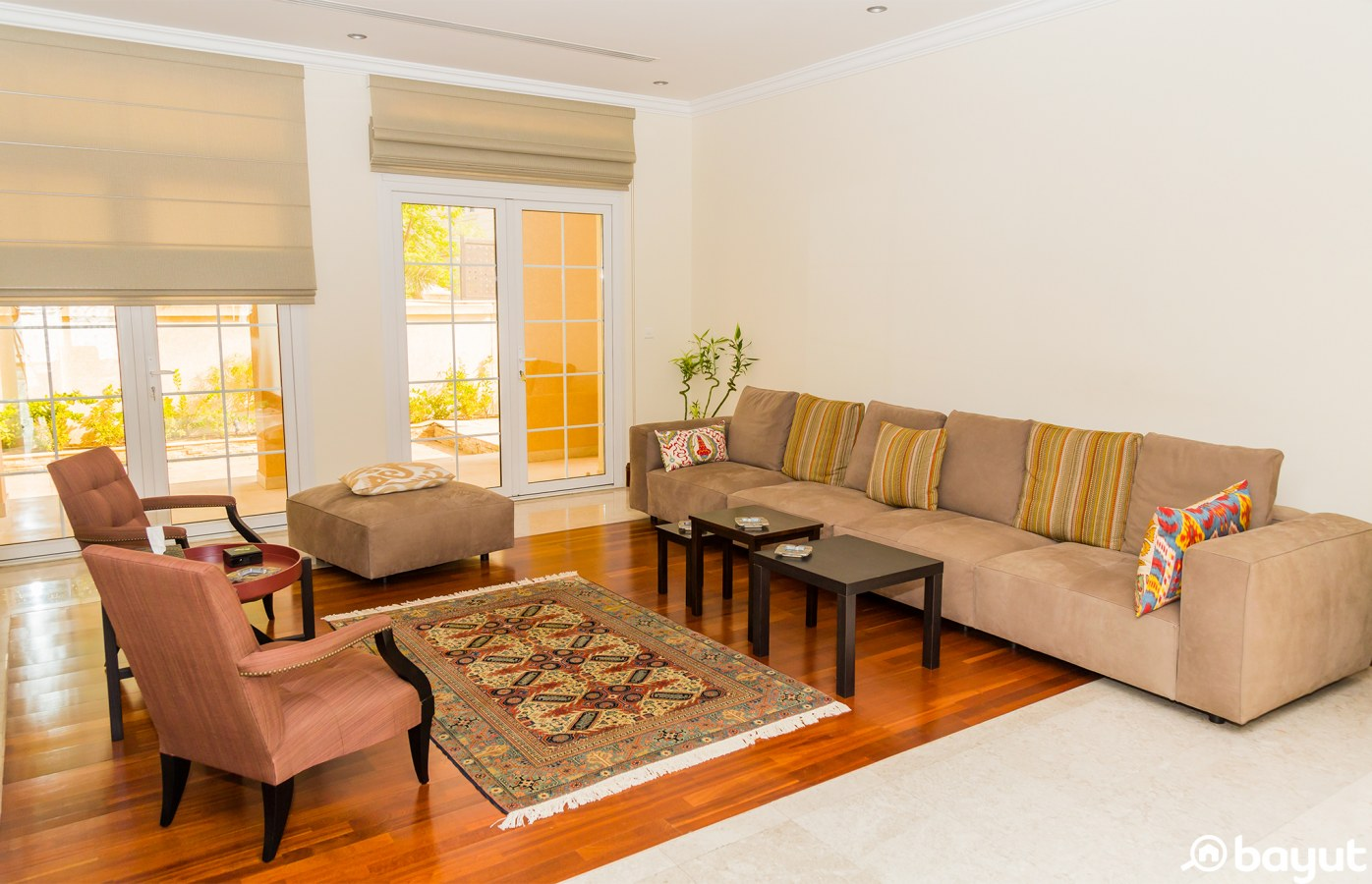 House of the Week with Bayut: 6-Bedroom Villa in Emirates Hills, Sitting Area