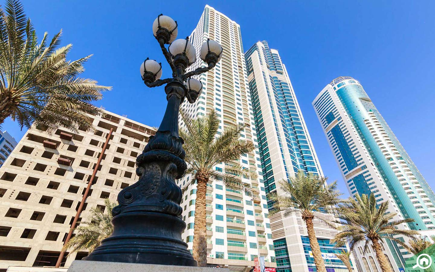 rent apartments in Sharjah
