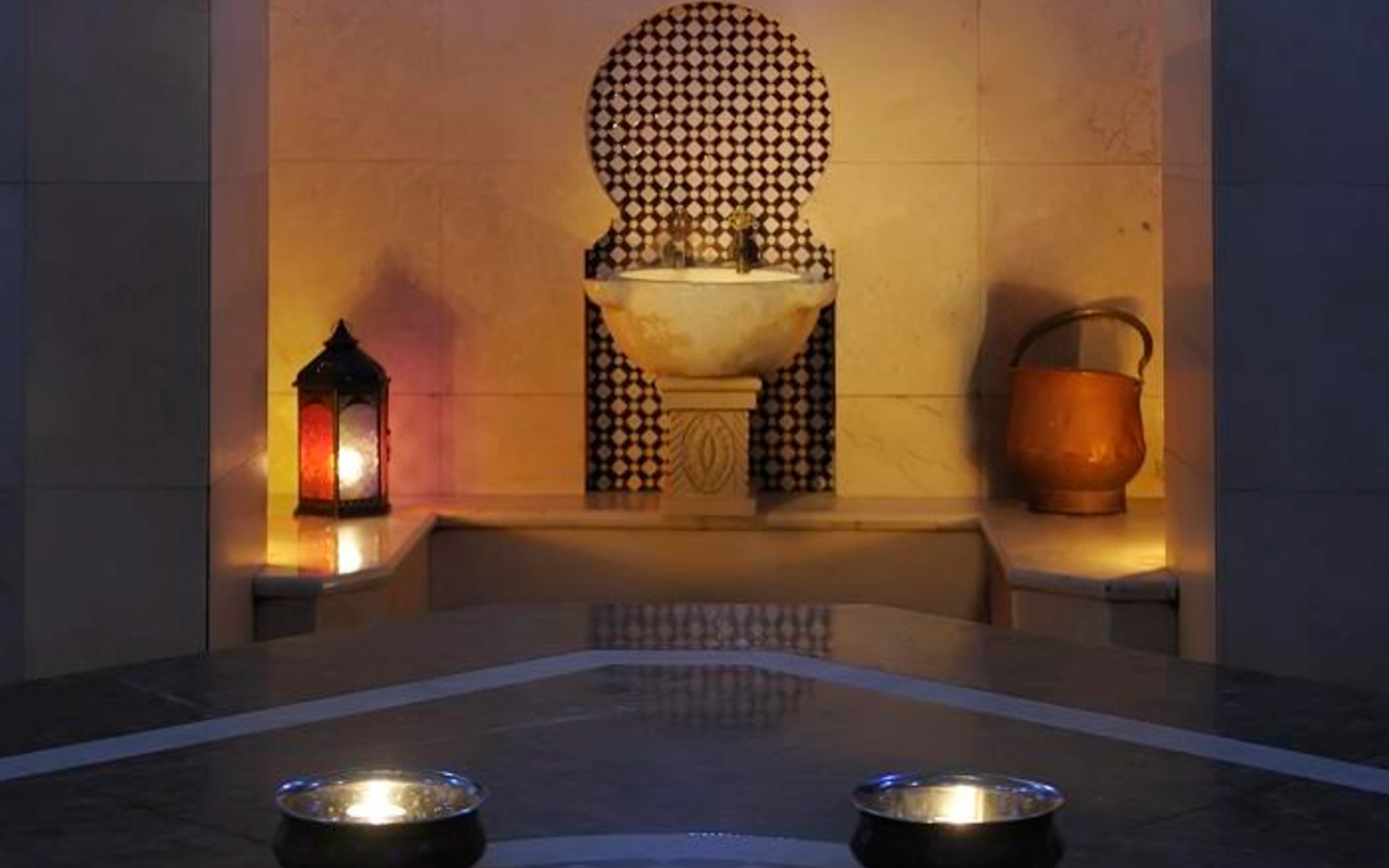 Spa at One & Only Royal Mirage