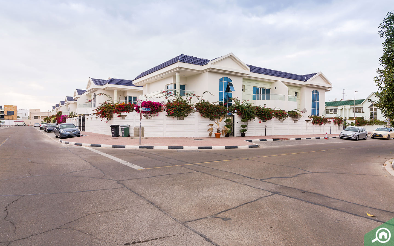 Villa Compound in Jumeirah