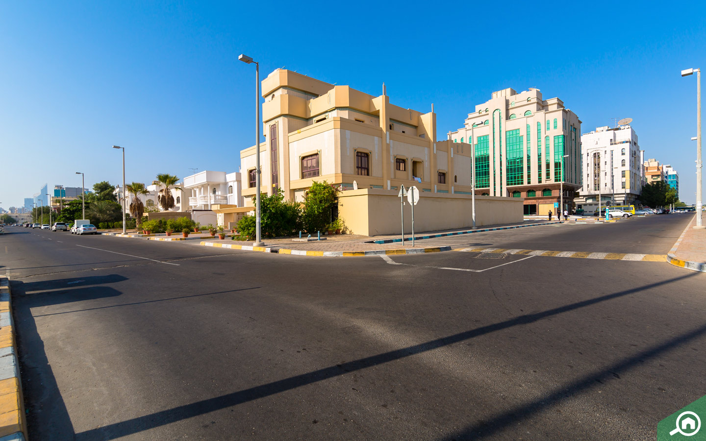 villas in Al Muroor