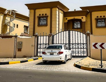 View of one of the 3 bedroom houses for sale in Sharjah under 1.5M