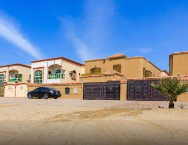 3 bedroom villas in Ajman for sale