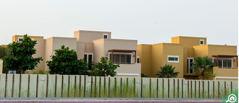 أبوظبي: المناطق التي يفضلها الأفراد لاستئجار وشراء الفلل