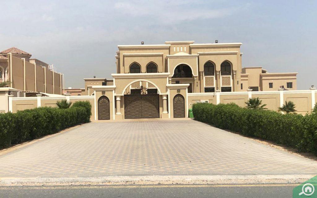 Villa in Al Rahmaniya Sharjah