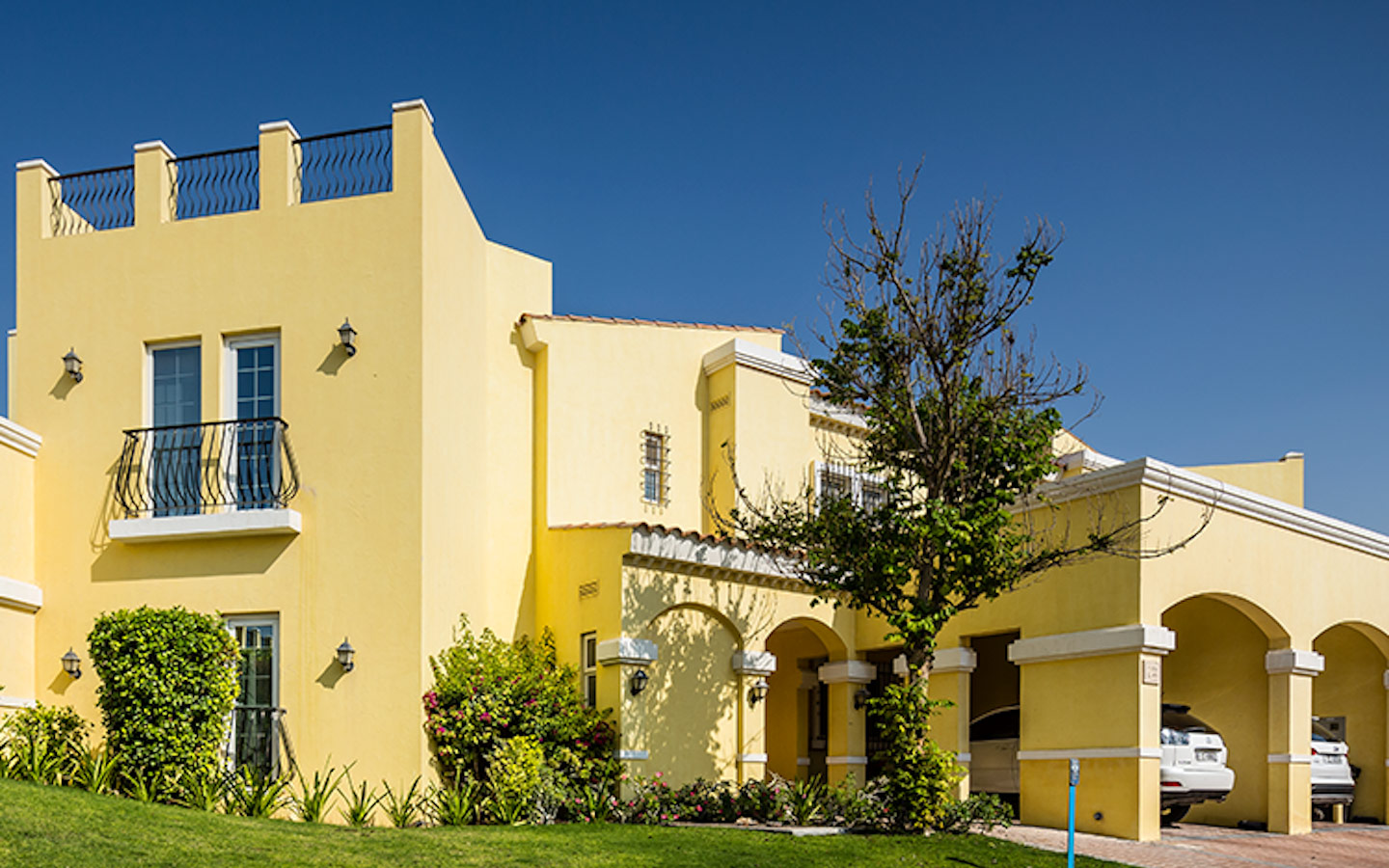 Top areas with villas and apartments for rent in Dubailand ...