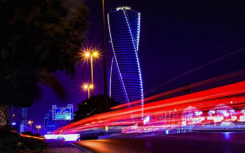 Infinity Tower, Dubai Marina