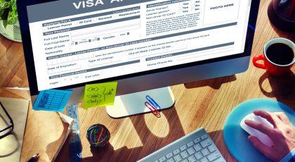 Dubai tourist visas application form