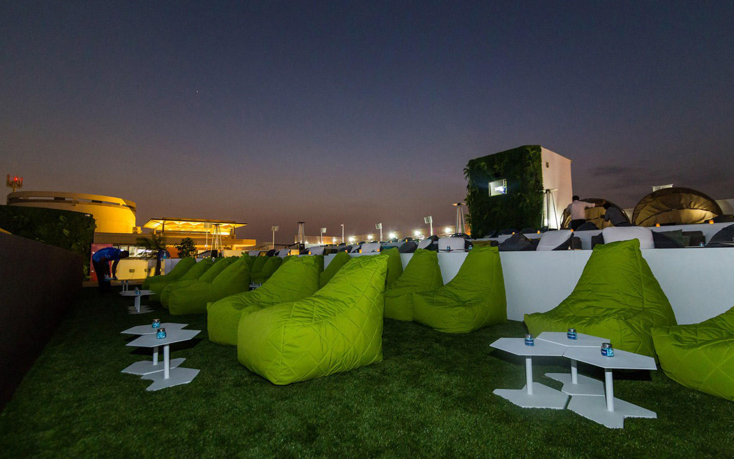 Outdoor Vox Cinemas