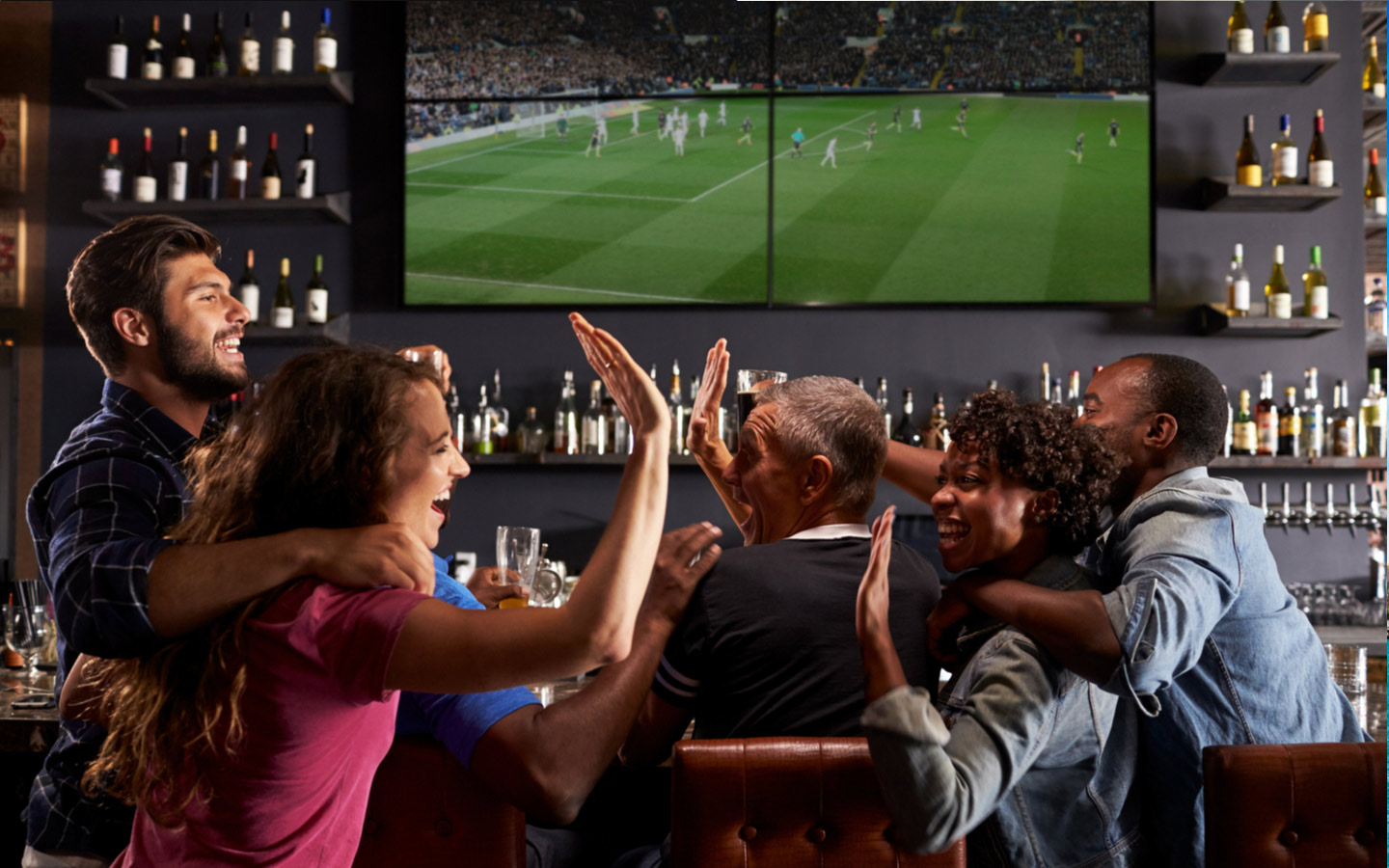 Pubs to watch the FIFA World Cup in Dubai