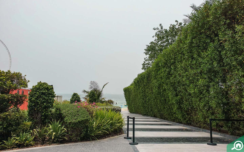 Walkway to The Beach JBR
