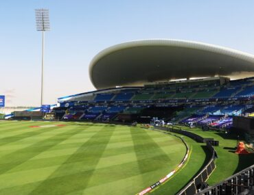 Abu Dhabi Cricket stadium from where live t20 world cup live streaming will take place