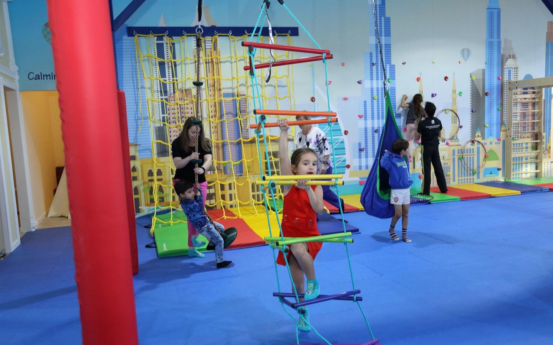 We Rock The Spectrum - Kids Gym in Dubai