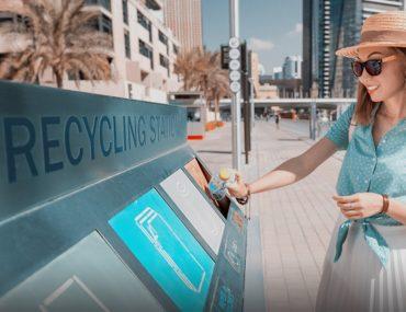 recycling in Dubai
