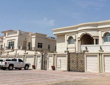 View of a villa in Al Warqa