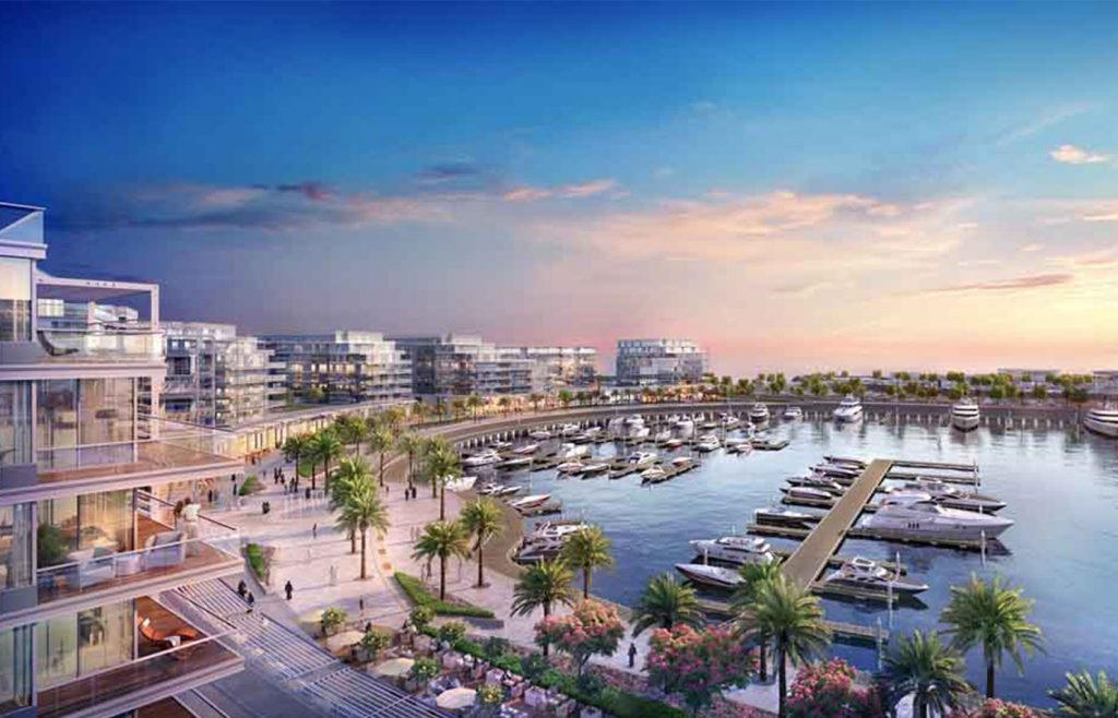 Image of Yas Acers development in Abu Dhabi