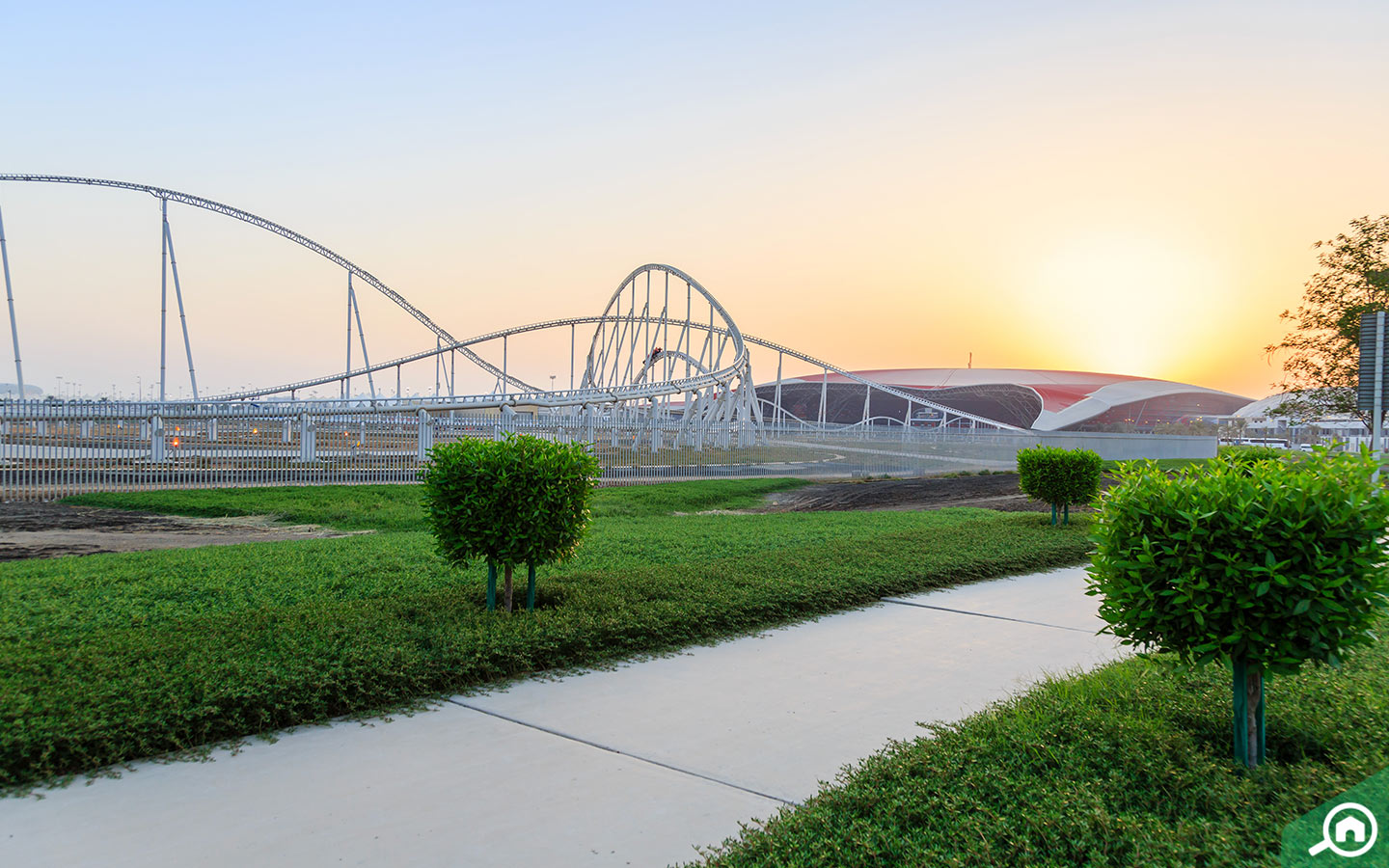 Things to consider about living on Yas Island