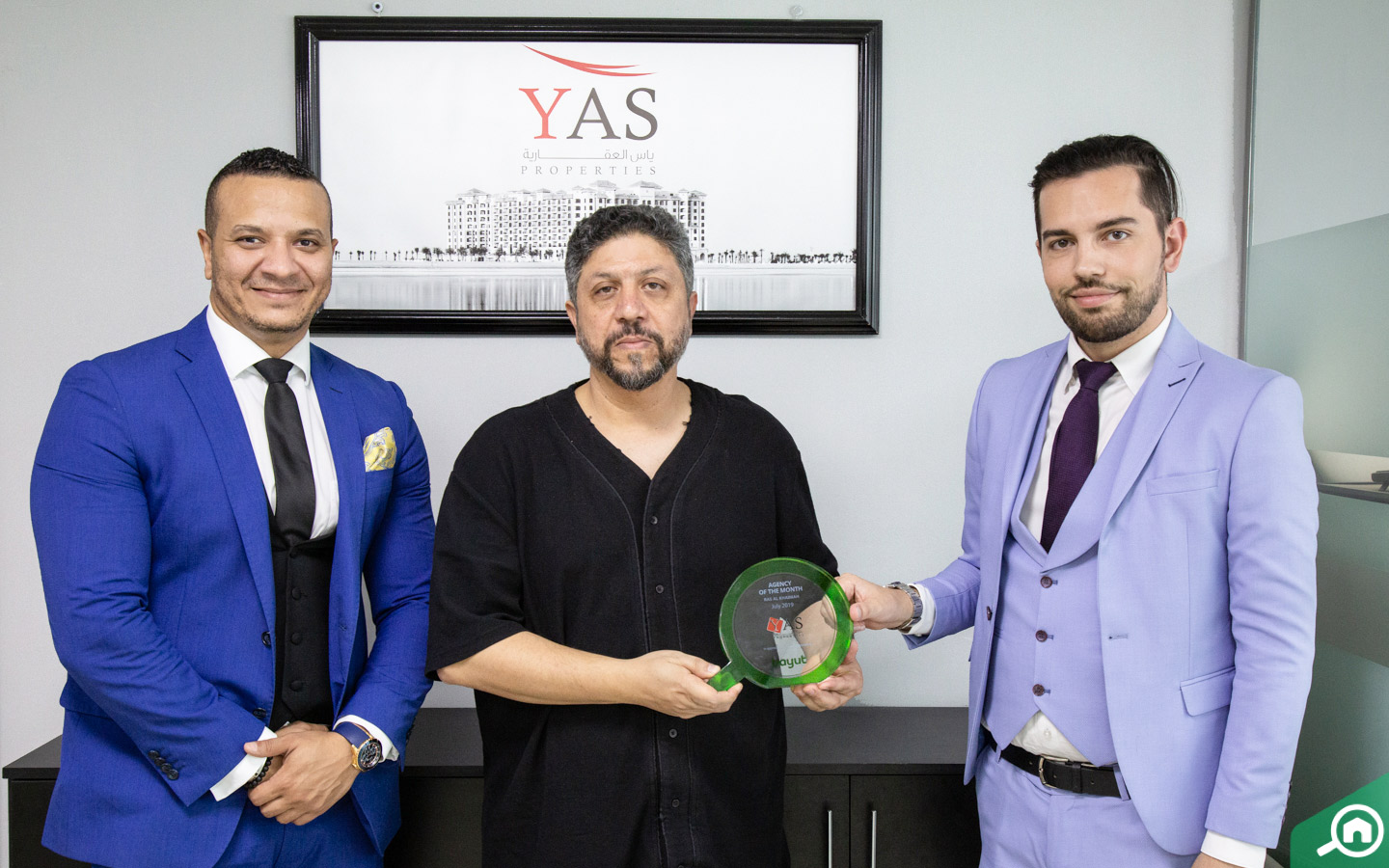 Yasser Mahmoud Hilayil, CEO of Yas Properties