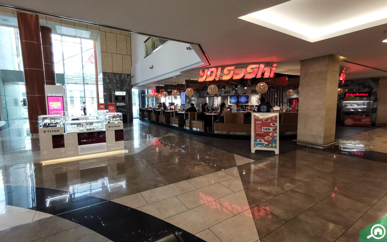 Yo Sushi Burjuman Mall Dubai